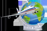 samolot-parking
